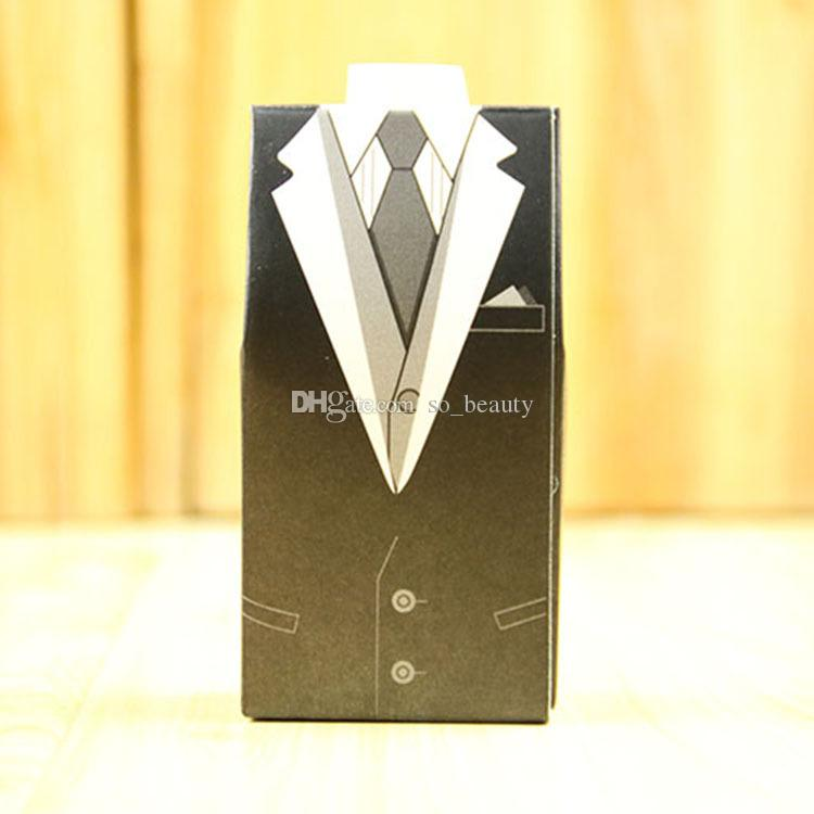 DRESS & TUXEDO Wedding Candy Boxes Bride and Groom Party Gift Box Christmas Anniversary Faovrs