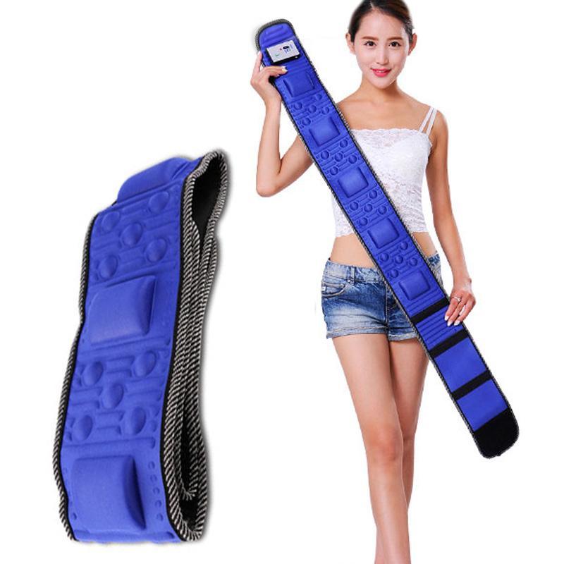 X5 mal Vibration Abnehmen Massage Ablehnung Fett Gewichtsverlust Gürtel X5 mal Abnehmen Gürtel Fat Burning 0607019