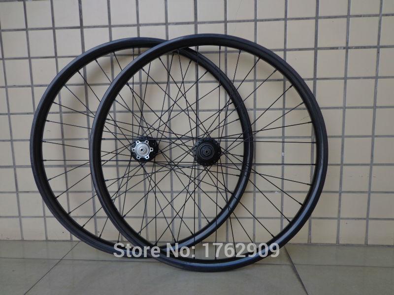 New 26 27 5 29 Inch Light Clincher Rim Mountain Bike 3k Ud 12k Full