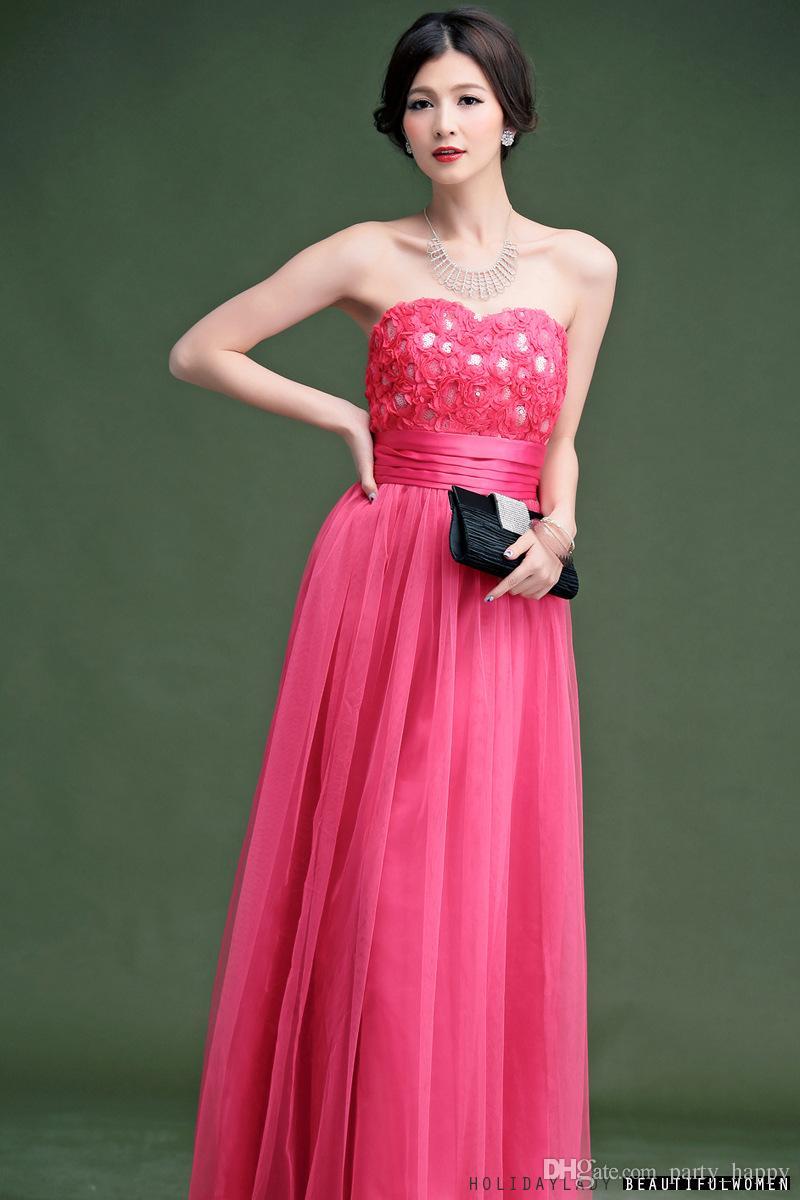guest prom dress