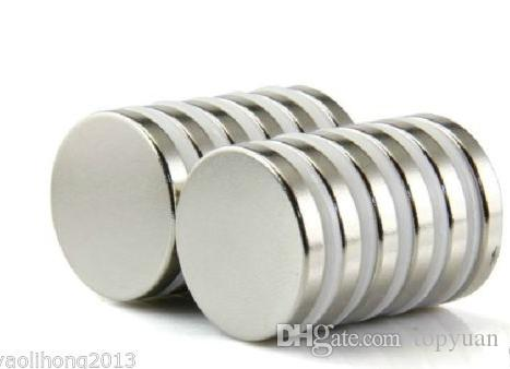 N52 30mmx3mm Strong Round Disc Magnets Rare Earth Neodymium Magnet