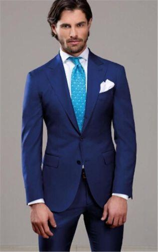 2017 French Connection Navy Blue Suit Men'S 40 ,34 Reiss From ...
