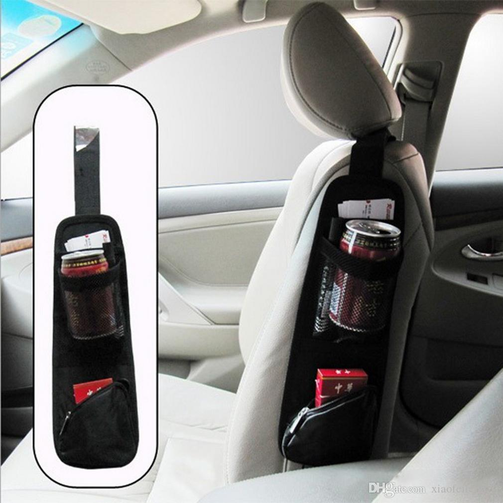 Useful Car Interior Seat Covers Hanging Bags Collector Organizing