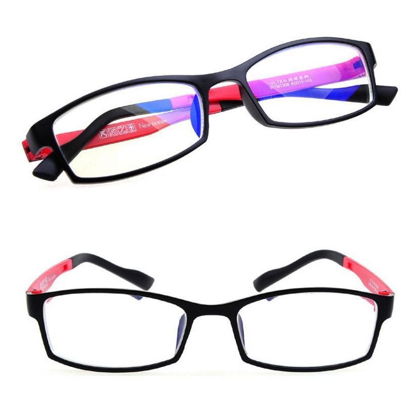 c495d2279d Wholesale- JIE.B Myopia Optics Glasses Ultra-Light Tungsten Carbon Glasses  Frame Men Women Prescription Glasses -1 -1.5 -2 -2.5 -3 -3.5 -4 Prescription  ...