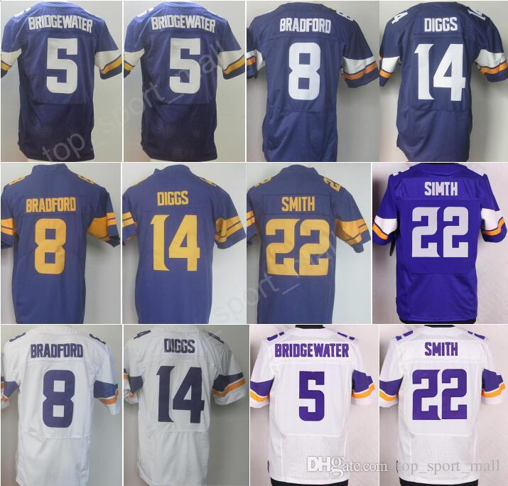 online store 356a2 a7d9e nike vikings 26 trae waynes purple team color mens stitched ...