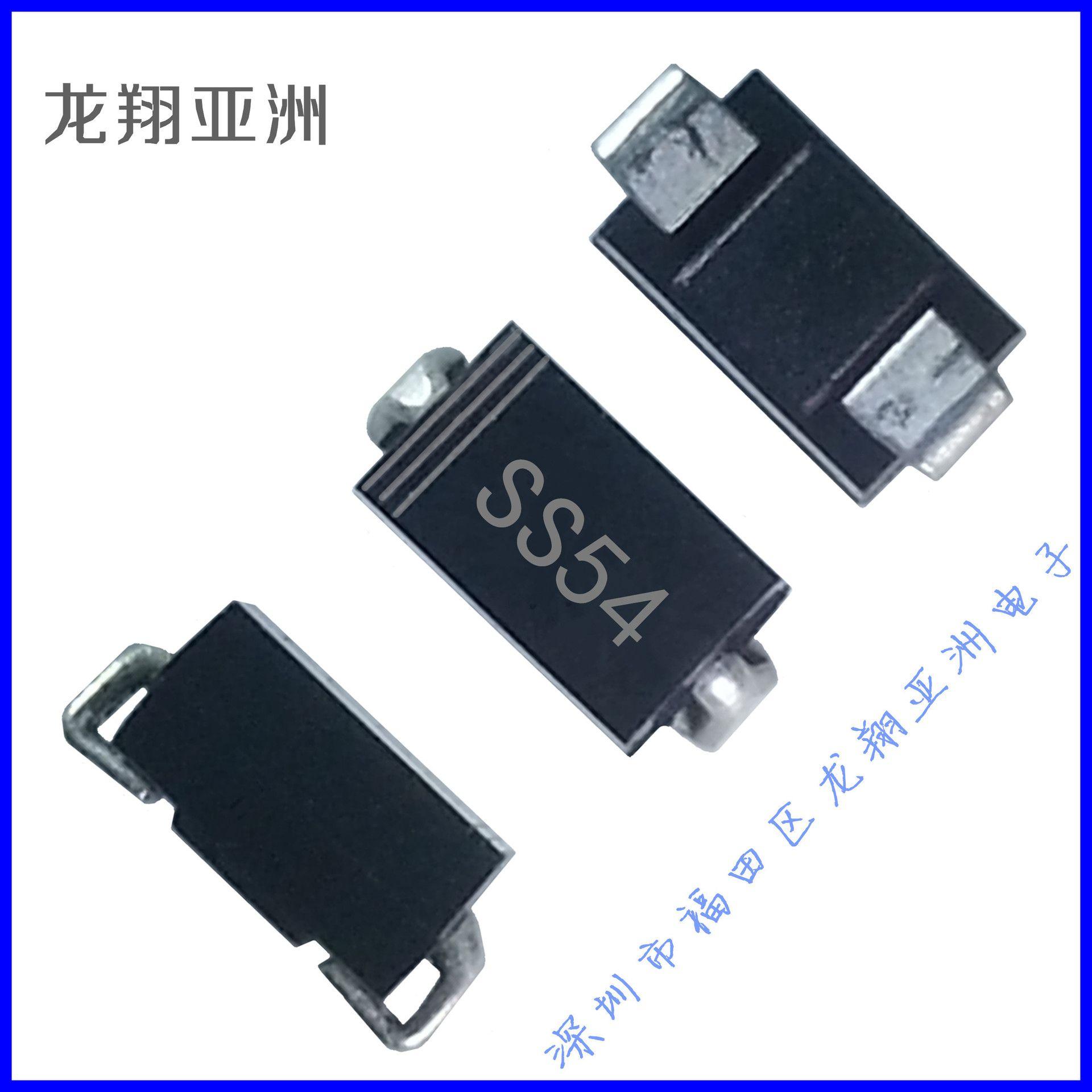 Großhandel Ss54 Schaltung Diode Elektronische Bauelemente Sr540 Ss54 ...