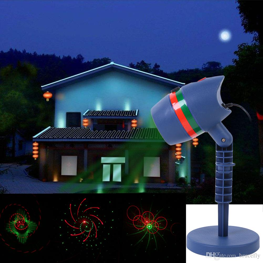 Laser star light projector showers christmas garden landscape laser star light projector showers christmas garden landscape lighting waterproof outdoor red green mix motion twinkle lamp laser star light projector aloadofball Gallery