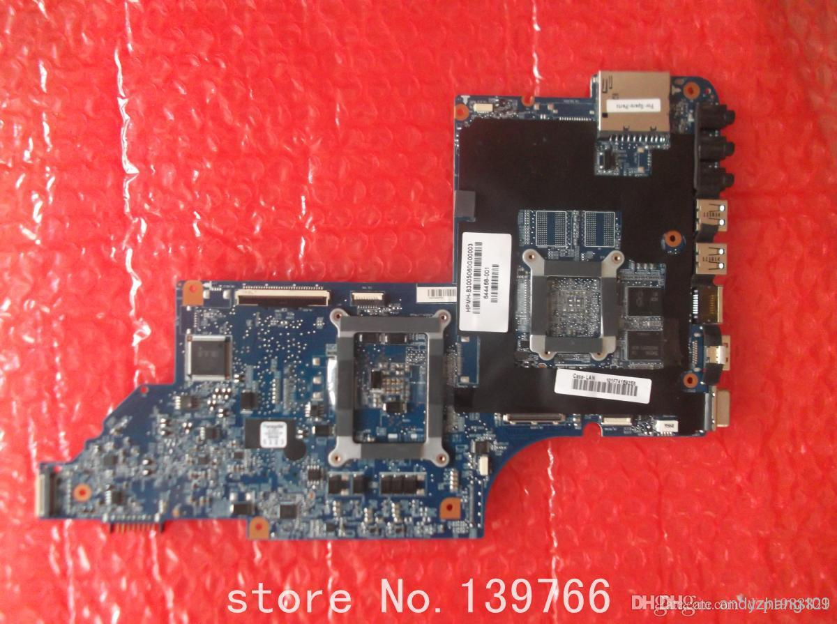 641487-001 scheda madre HP Pavilion DV6 DV6-6000 laptop con chipset Intel DDR3 HM65 HD6490 / 1G DUO U2