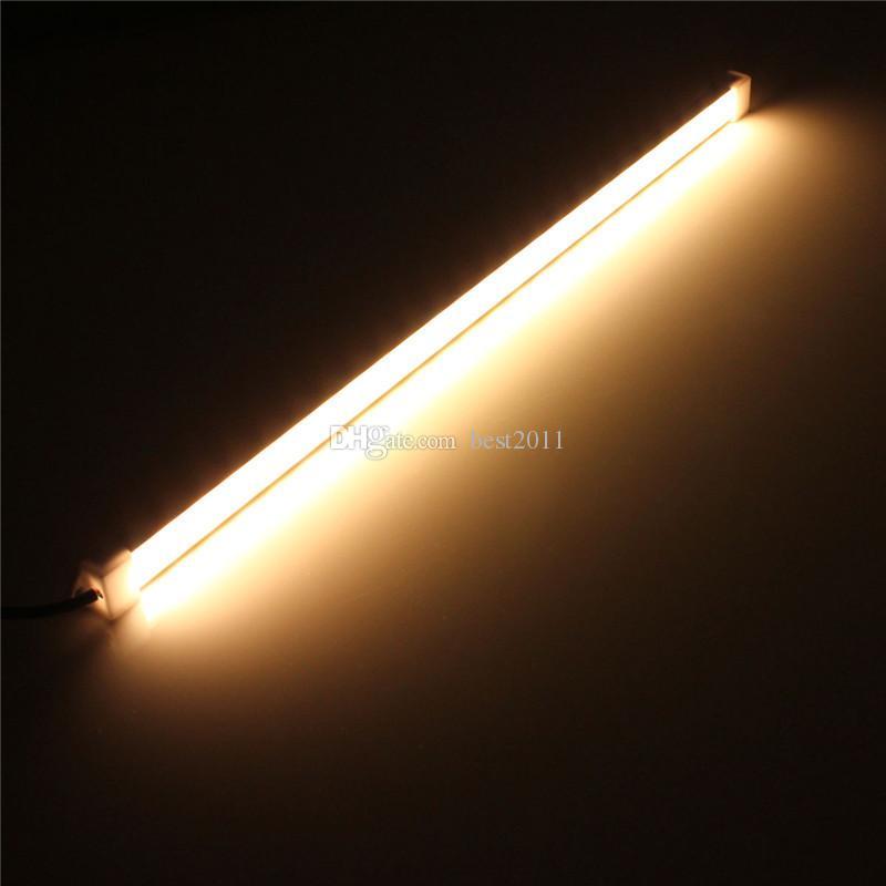 USB-LED-Streifen SMD 5630 24 LEDs LED-Leuchtröhre mit festem Streifen und Schalter für PC-Tablets mit Ladegerät