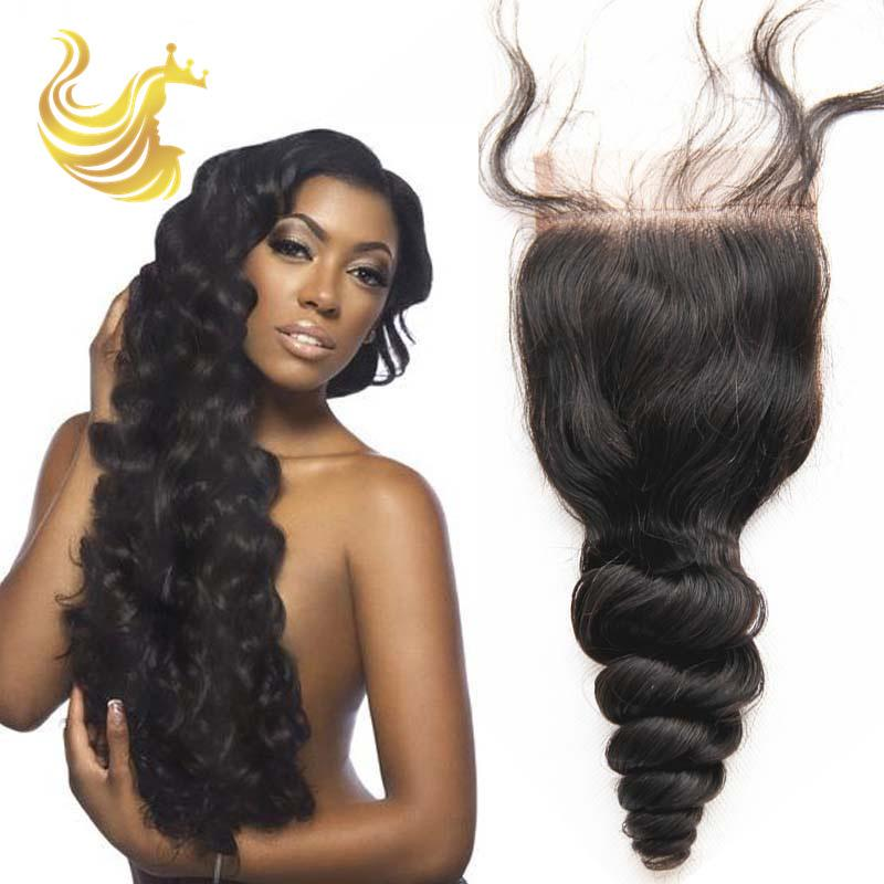 Human hair weaves loose waves cheap free part top frontal lace human hair weaves loose waves cheap free part top frontal lace closure bundles natural black loose wave grade hair 8a lace accessories pmusecretfo Images