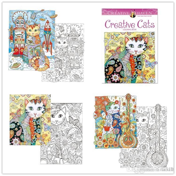 Compre Nuevo Secreto Gatos Secretos Belleza Y Bestia Libros Para ...