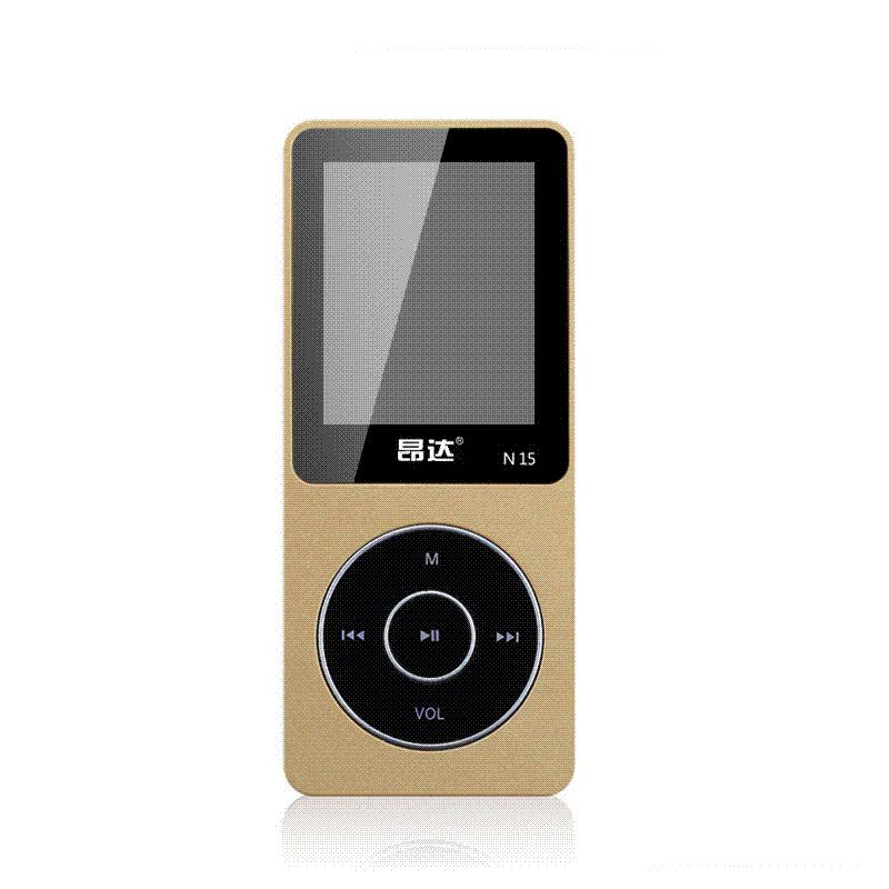 "Coby mp768-8g 2. 4"" touchpad video mp3 player (8gb) mp768-8g."