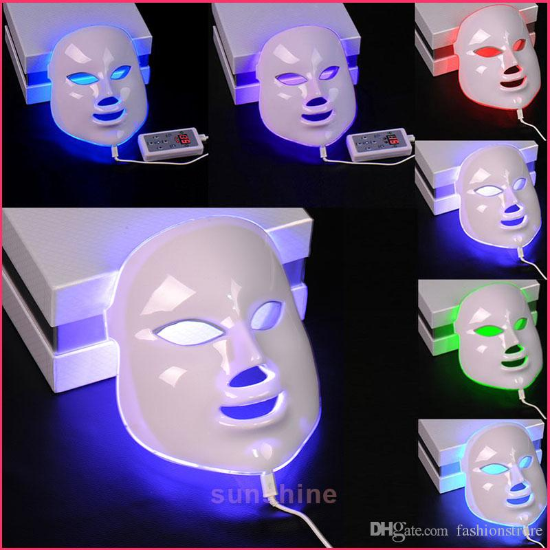 hot selling PDT LED Facial Mask light photon therapy Photon LED skin rejuvenation beauty facial machine