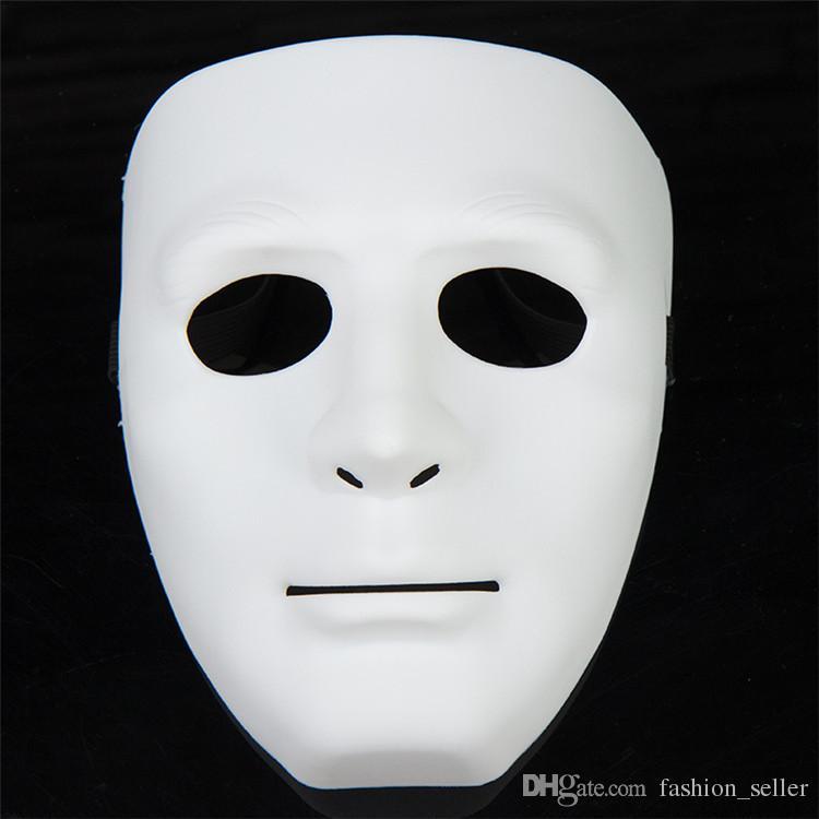 Maschera del partito di Halloween di modo Maschera fredda di dancing della via di Hip-Hop Maschera di alta qualità di Jabbawockeez DHL / Fedex che spedice