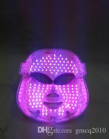 Macchina il ringiovanimento della pelle del viso della maschera facciale LED PDT Photon