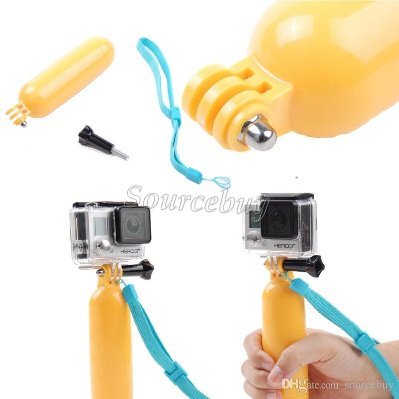 Gopro Accessories Floating Handle Bar Handheld Stick Monopod Hand Grip for Action Camera GoPro Hero 4 3+3 2 Wholesale Price