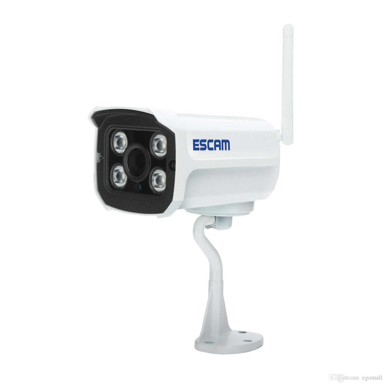 ESCAM 1080p Brick QD900 WIFI 2MP full HD Network IR-Bullet Camera Day/Night IP66 onvif 2.2 3.6mm fixed Lens ip camera