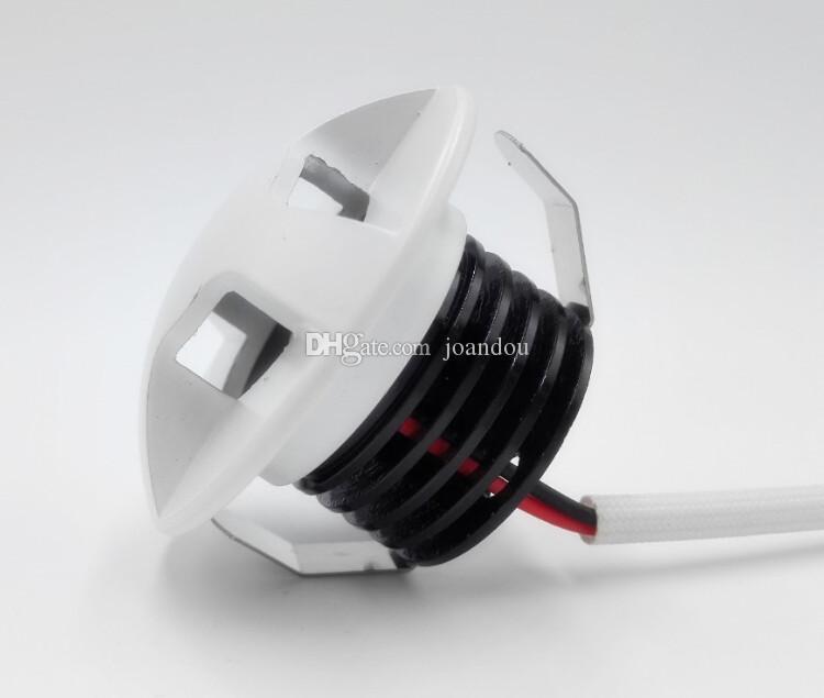 Prix de gros usine Cob 5w LED Downlight Lampe d'exposition Dimmable LED lumières encastrées AC85-265V CRI 88 + Led pilote