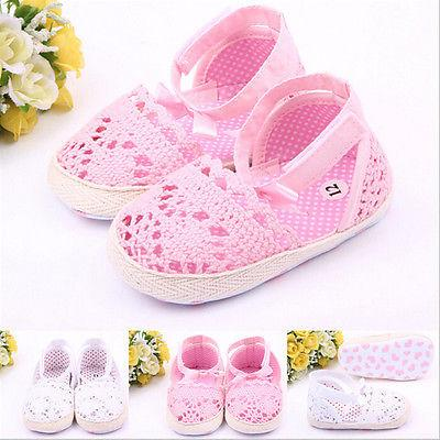 2018 Wholesale Baby Girls Shoes Size 0 18 Months Soft Antislip