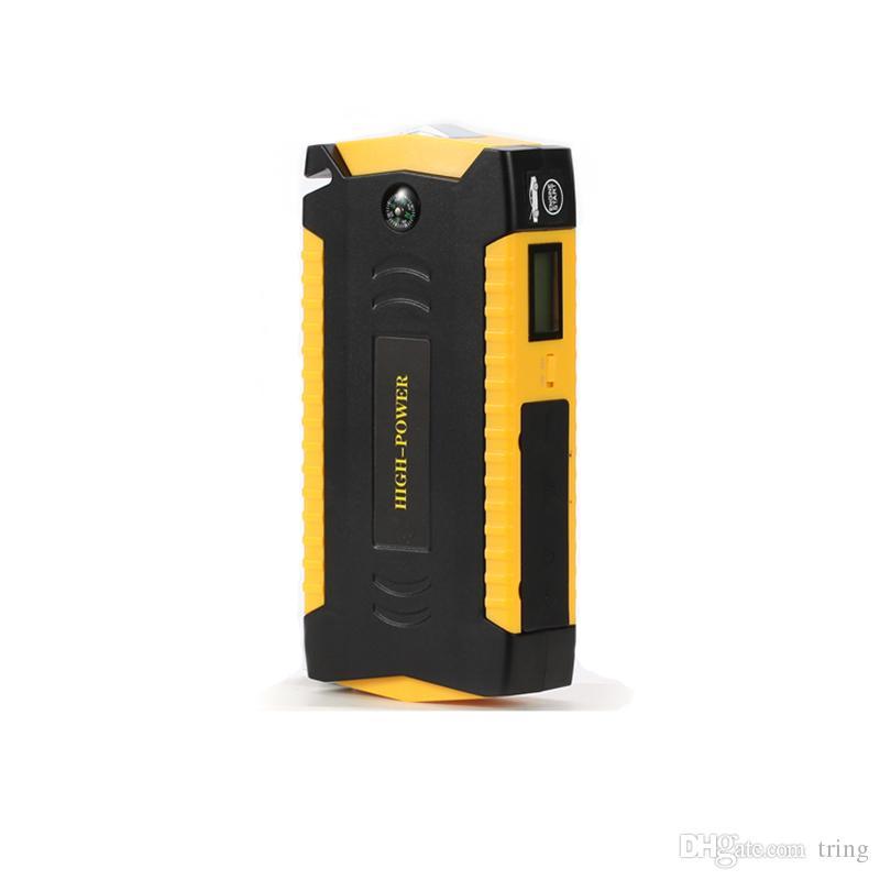 Emergency Start 12V Jump Starter Petrol Diesel Engine 69800mah Car Starter Multi-Function 4 USB power bank Battery