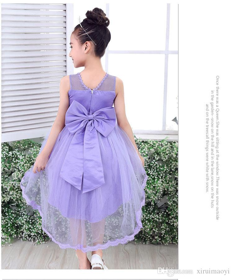 flower girls dresses for weddings Baby Party frocks sexy children images Dress kids prom dresses evening gowns 2016