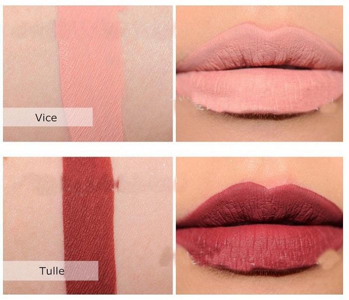 2016 new Discount Price ColourPop Cosmetics Ultra Matte Lipstick Koala Vice Lip Colour Pop fast shipping