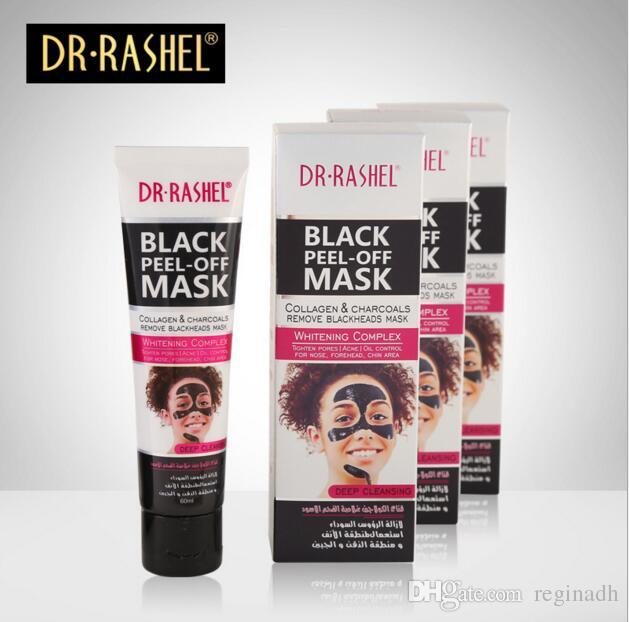 Black Mask Face Care Mask Cleaning Bamboo charcoal to blackhead acne tarts nasal black mask Nose Black Head Free DHL