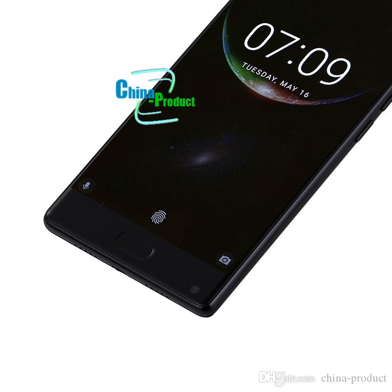 Doogee Mix 5.5 Inch HD Touch ID Mobile Phone Octa Core 4GB/6GB RAM+64GB ROM 8MP+16MP Dual Rear Cam Dual SIM Wifi GPS Smart Phone