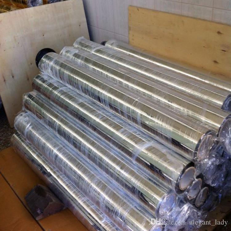 New Arrival 1.2m Wide 10m Shiny Wedding Centerpieces Decor Runner Aisle Silver Plastic Mirror Carpet DHL