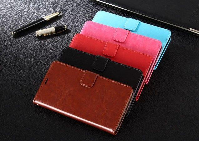Etui Smartphone Pour Xiaomi Redmi Note 4 Portefeuille Flip Cover En Cuir De Luxe Hongmi Redrice Telephone Propose