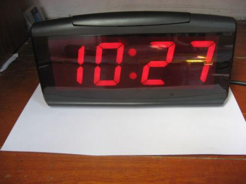 2017 Godrelish 2large Digital Led Wall Clock T Date Temperature