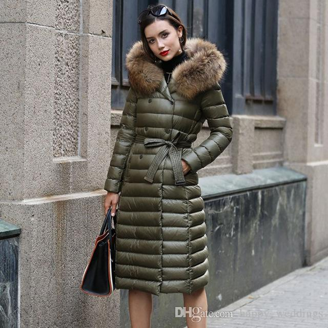 Long Raccoon Fur Coats Online | Long Raccoon Fur Coats for Sale