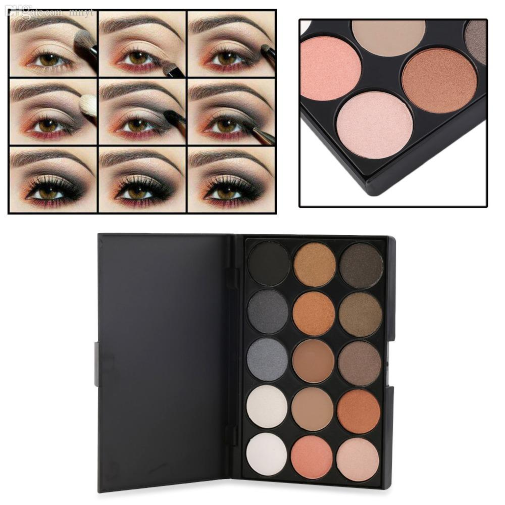 Wholesale Professional Matte Shimmer Eyeshadow Palette Makeup Cosmetic 2016 Worldwide Store Eyeshadow Primer How To Apply Eye Makeup From Mnyt, ...