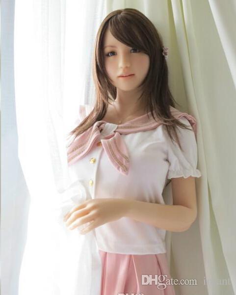 Silicone asiatique poupées de sexe oral pour les hommes petit réaliste poupées de sexe adulte amour silicone solide poupée sexy jouets datant de filles meilleurs jouets usine o