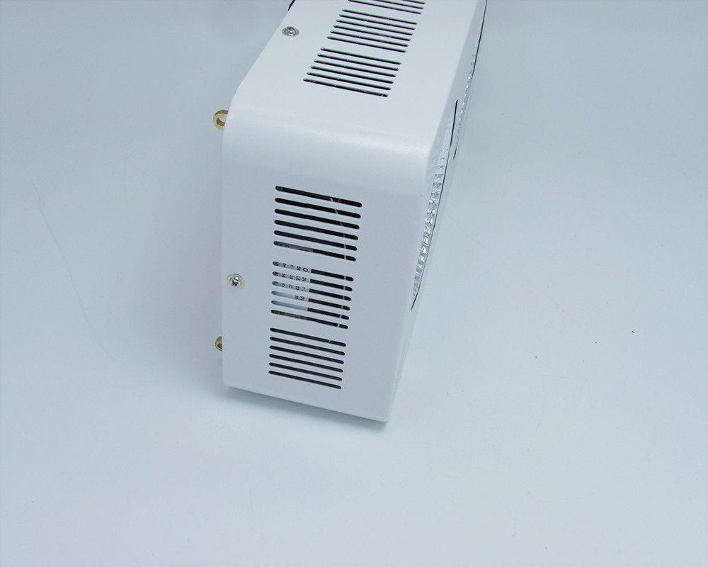 2016 recién llegados 8 Banda 200w Full Spectrum COB Led Grow Lights para cultivo de hidroponía flor silenciosa ventiladores y buen enfriamiento