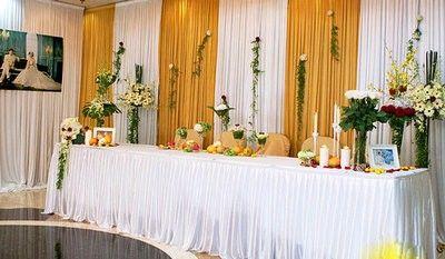 Moda de gelo colorido saias de mesa de seda pano corredor da tabela corredores decoração de mesa banco de casamento cobre evento decoração do hotel corredor de longa