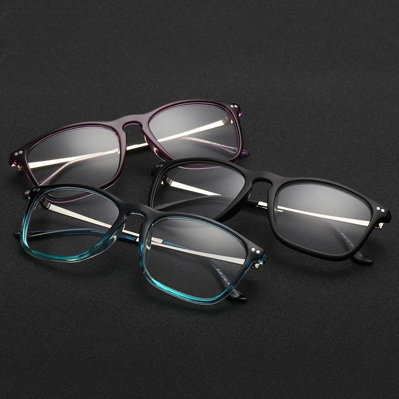 92133d9b123c Wholesale- Korean Fashion Eyeglasses Frames Clear Lens Fake Optical ...