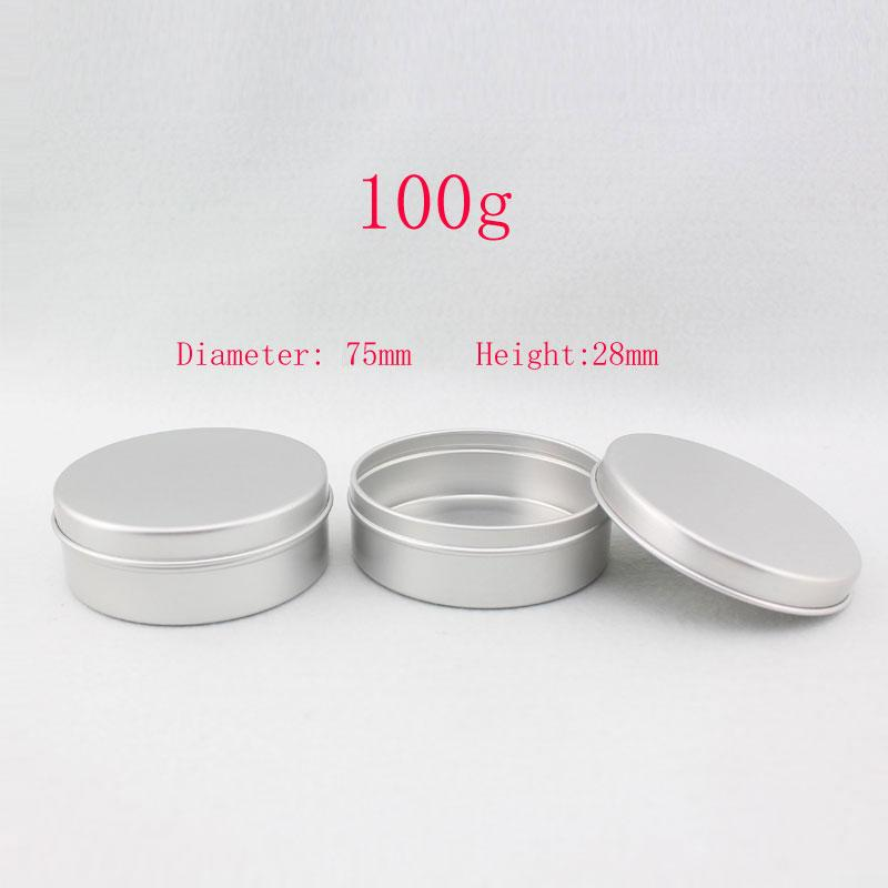 Responsible Promotions Frosted Silicone Cosmetic Jars Refillable Bath Salt Shampoo Bottles Hand Cream Makeup Storage Containers High Quality Home Improvement