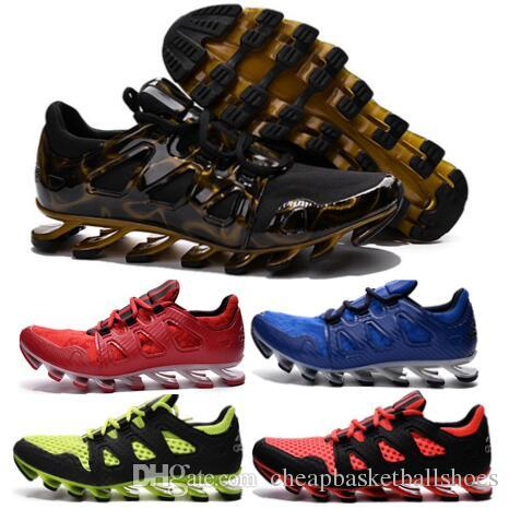 7c7ca5c598e1 Cheap Running Shoes Men Springblade Drive 6 VI Grey Tennis Sport Men S  Sneakers Chaussure Zapatos Hombre Shoes 40 45 Stability Running Shoes  Running Shoes ...