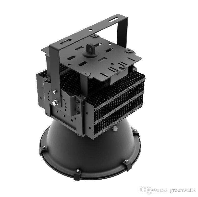 150W 주도 높은 베이 조명 마이닝 램프 LED 산업 램프 크리어 칩 + MEANWELL LED 드라이버 방수 높은 베이 빛