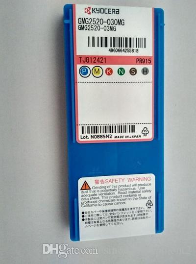 10 STÜCKE KYOCER CARBIDE INSERT GMG2520-030MG PR915