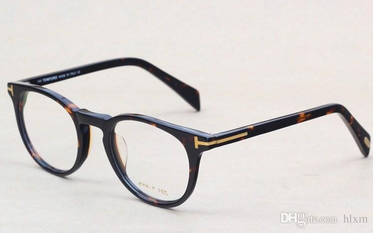 الكلاسيكية الرجعية واضح عدسة البصرية إطارات نظارات الرجال النساء نظارات 6123 خمر بلانك نظارات قصر النظر نظارات الإطار