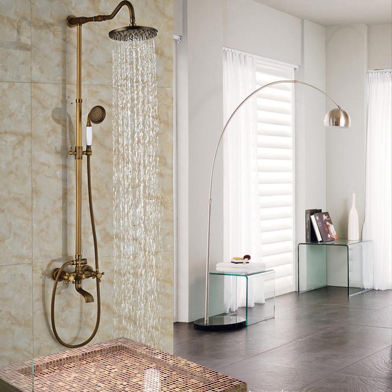 2016 Newly Bathroom Shower Room 8 Rain Bath