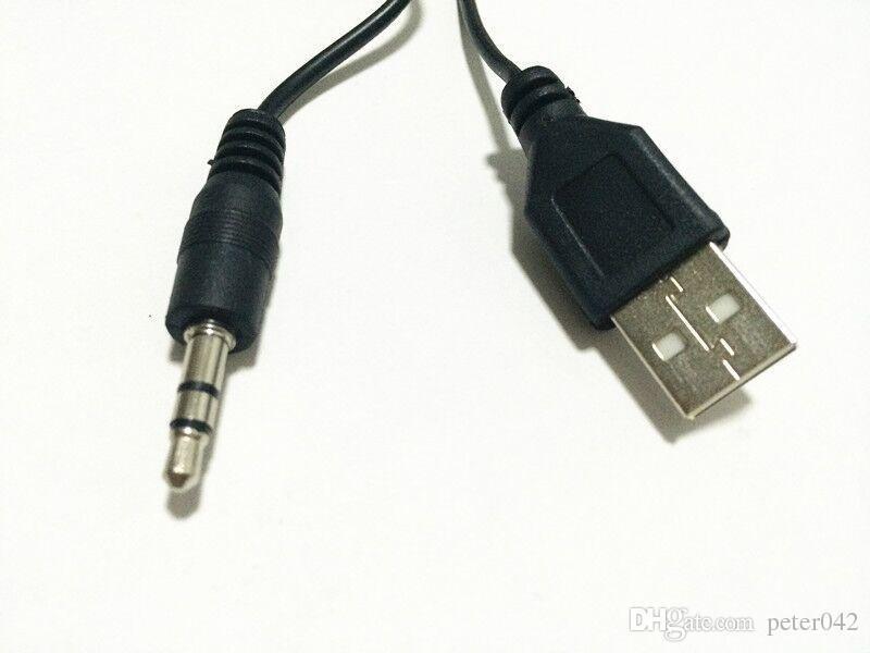USB 2.0 для mini usb + 3.5 мм Aux аудио шнур адаптер зарядное устройство кабель для динамиков