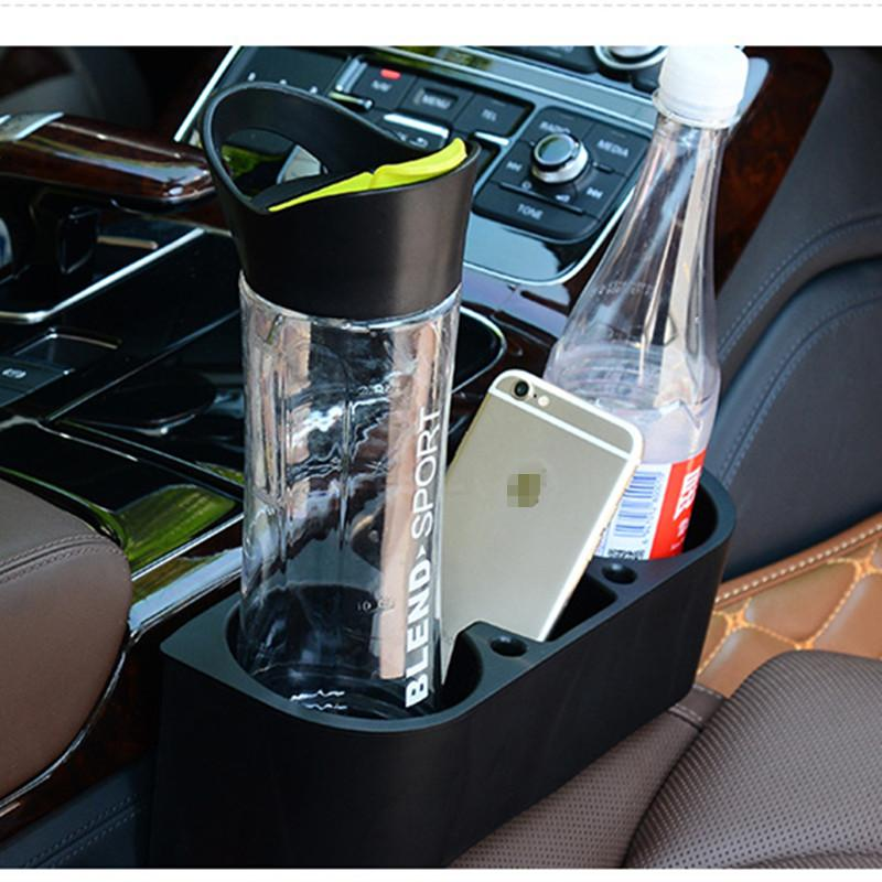 Car Cup/Phone Holder Storage Box For VW Volkswagen Polo Tiguan Jetta on marine cup holder inserts, rv cup holder inserts, golf carts steering wheel, auto cup holder inserts,