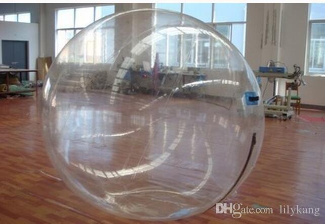 2M الكرات نفخ المياه المشي PVC نفخ المياه الكرة زورب سيرا على الأقدام الكرة كرات المتداول نفخ الكرات الرقص الرياضات المائية العائمة