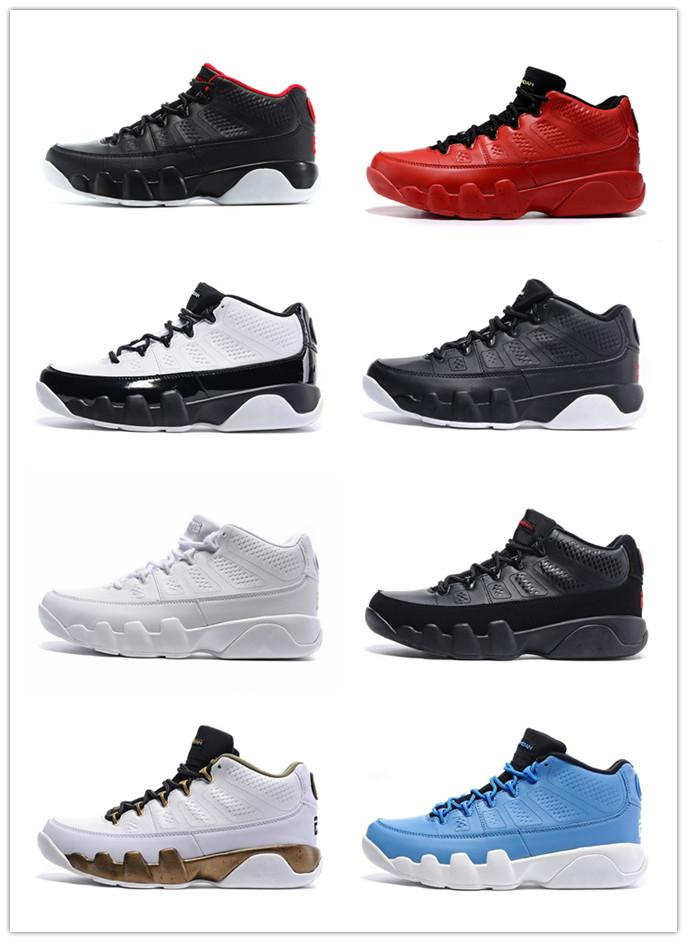b124ac5c8019f6 9s Gym Red Mens Shoes Outdoor Atheltic Sneaker High Quality Retro 9 Pantone  Low Men Basketball Shoes For Men Outdoor Sports Shoes 3 6 5 Discount Shoes  ...