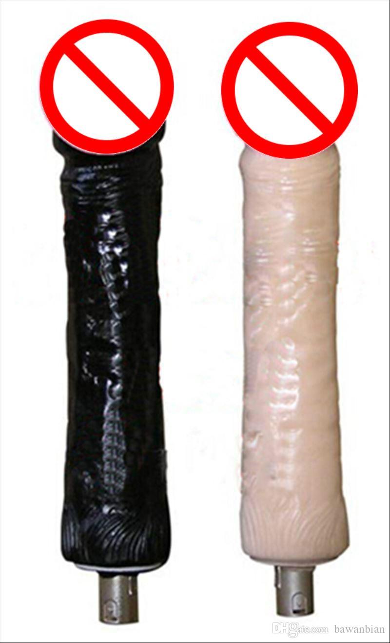 Sex Machine Gun Acessórios Silicone Extra Grande Dildo Dongs Anexos Enormes Dildos Sex Machine Gun Móveis Para Feminino