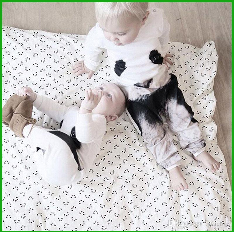 baby boys girls long sleeve shirts one-piece outfits rompers children jumpsuits kids clothing autumn spring fashion style set