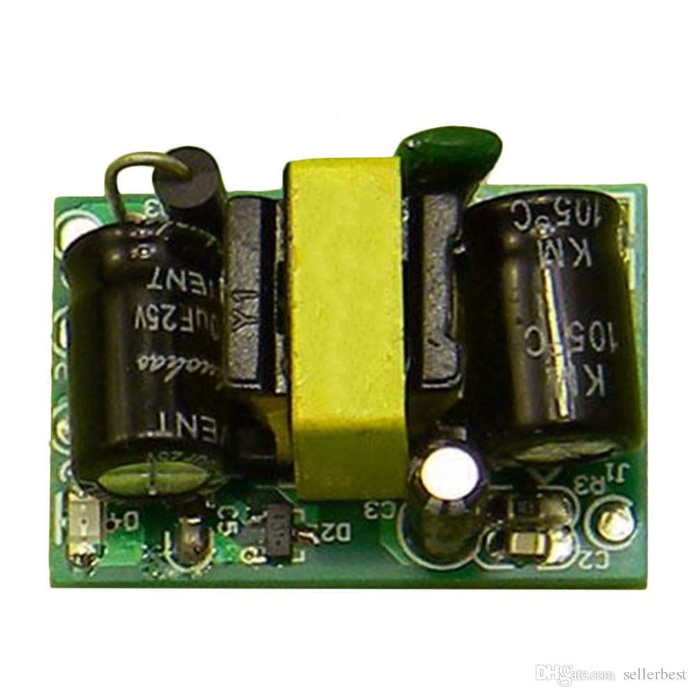 AC-DC 12V 450mA 5W Fuente de alimentación Convertidor Buck Módulo reductor transformador